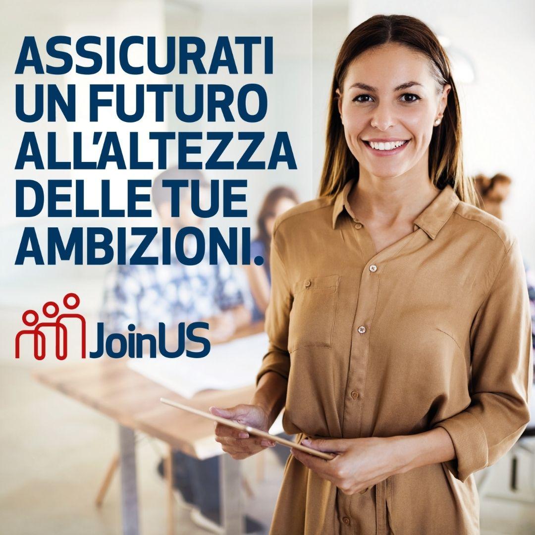 Consulente specialist famiglia e imprese Assicurati un futuro all'altezza delle tue ambizioni