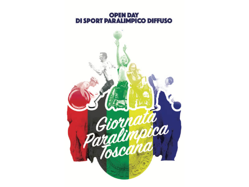 Giornata Paralimpica toscana 2019 a Siena. Il 10 ottobre alla Fortezza medicea!