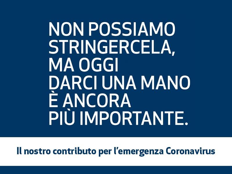 Covid-19: Unipolsai dona 20 milioni a sostegno del Paese